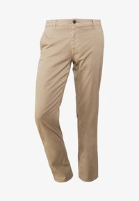 BOSS - REGULAR FIT - Pantalon classique - light pastel / brown - 4