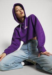 Ellesse - REEDIA - Hoodie - dark purple - 3