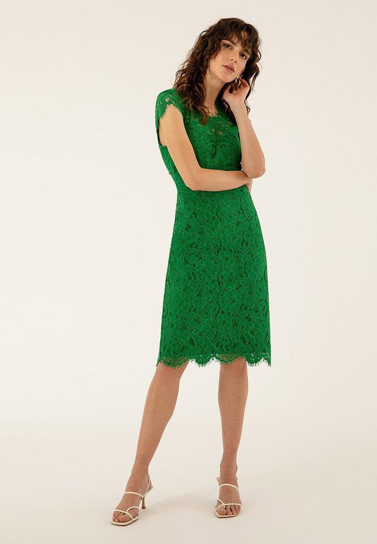 IVY & OAK - DRESS - Juhlamekko - irish green