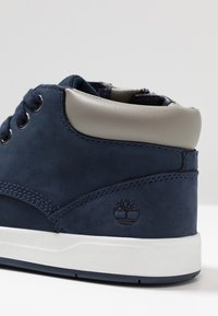 Timberland - DAVIS SQUARE - High-top trainers - navy - 2