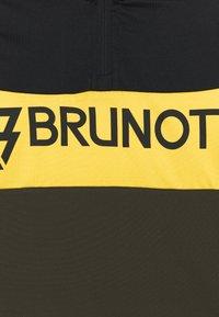 Brunotti - FRANK BOYS - Fleecepaita - black - 2