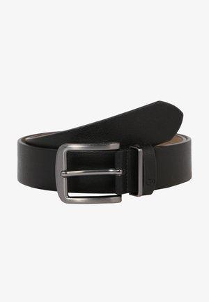 AMSTERDAM - Belt business - black uni
