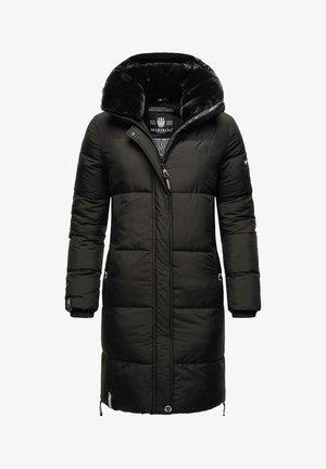 STRELIZIAA - Winter coat - black