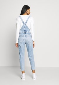 Free People - SHELBY OVERALL - Dungarees - blue - 2
