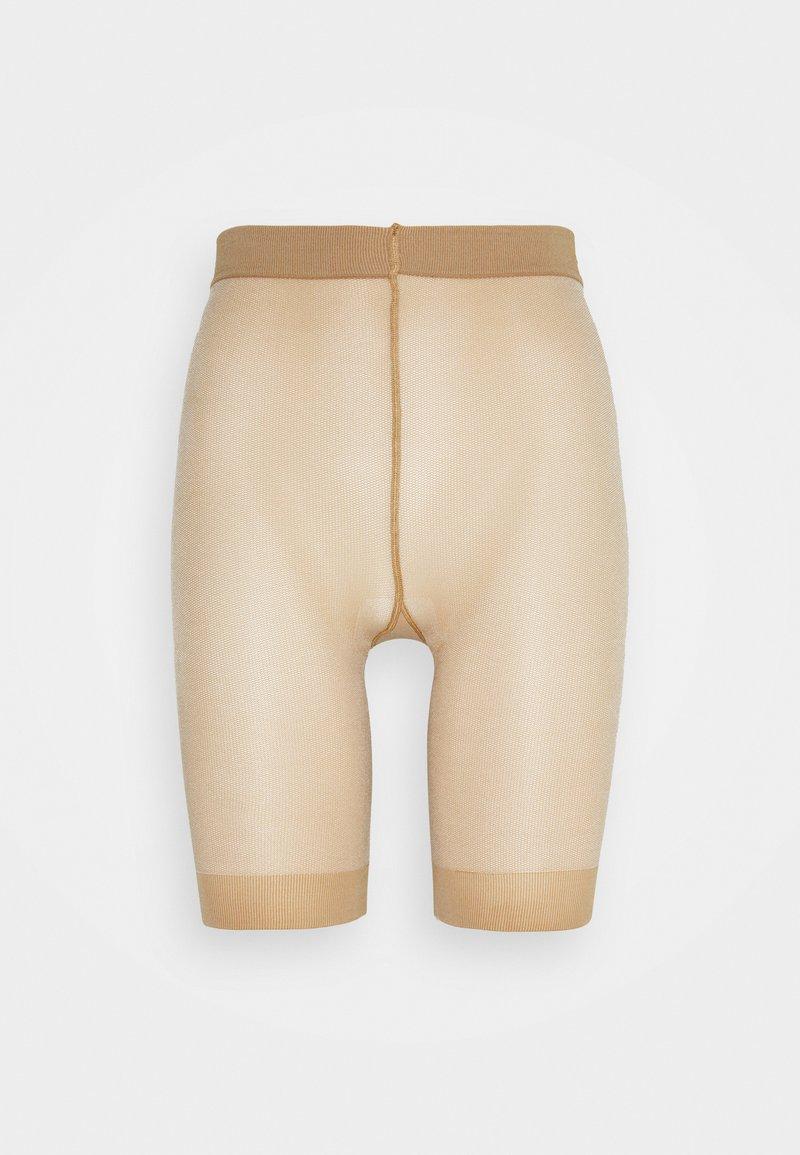 FALKE - BREEZE - Leggings - Stockings - powder