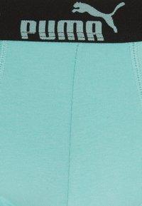 Puma - MEN PROMO BOXER 4 PACK - Pants - blue combo - 6