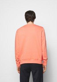 PS Paul Smith - MENS REGULAR FIT - Sweatshirt - peach - 2