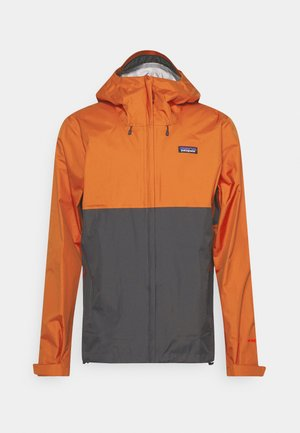 TORRENTSHELL  - Hardshell jacket - hot ember
