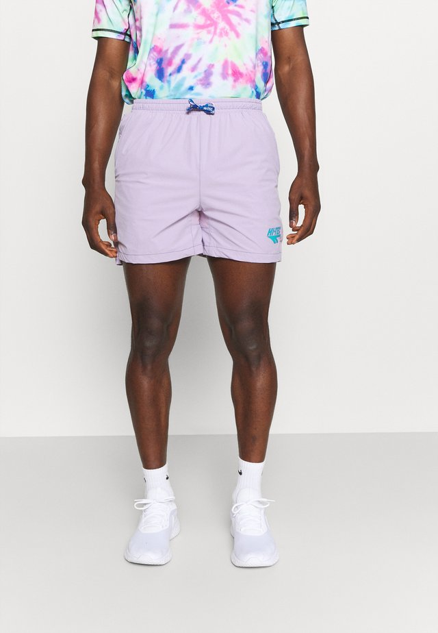 HAHN SHORTS - Short de sport - purple