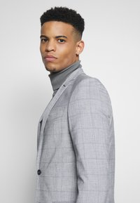 Limehaus - WINDOWPANE SUIT - Suit - grey - 7