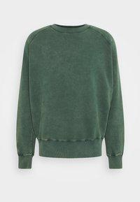 HEAVYWEIGHT RAGLAN - Sweatshirt - green
