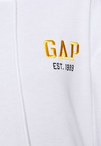GAP - CHEST HIT - Jersey con capucha - white - 2