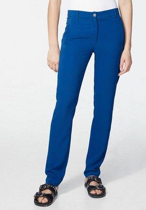 Trousers - bleu gitane