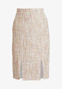 Foxiedox - QUINCY SKIRT - Pencil skirt - blush/multi - 3