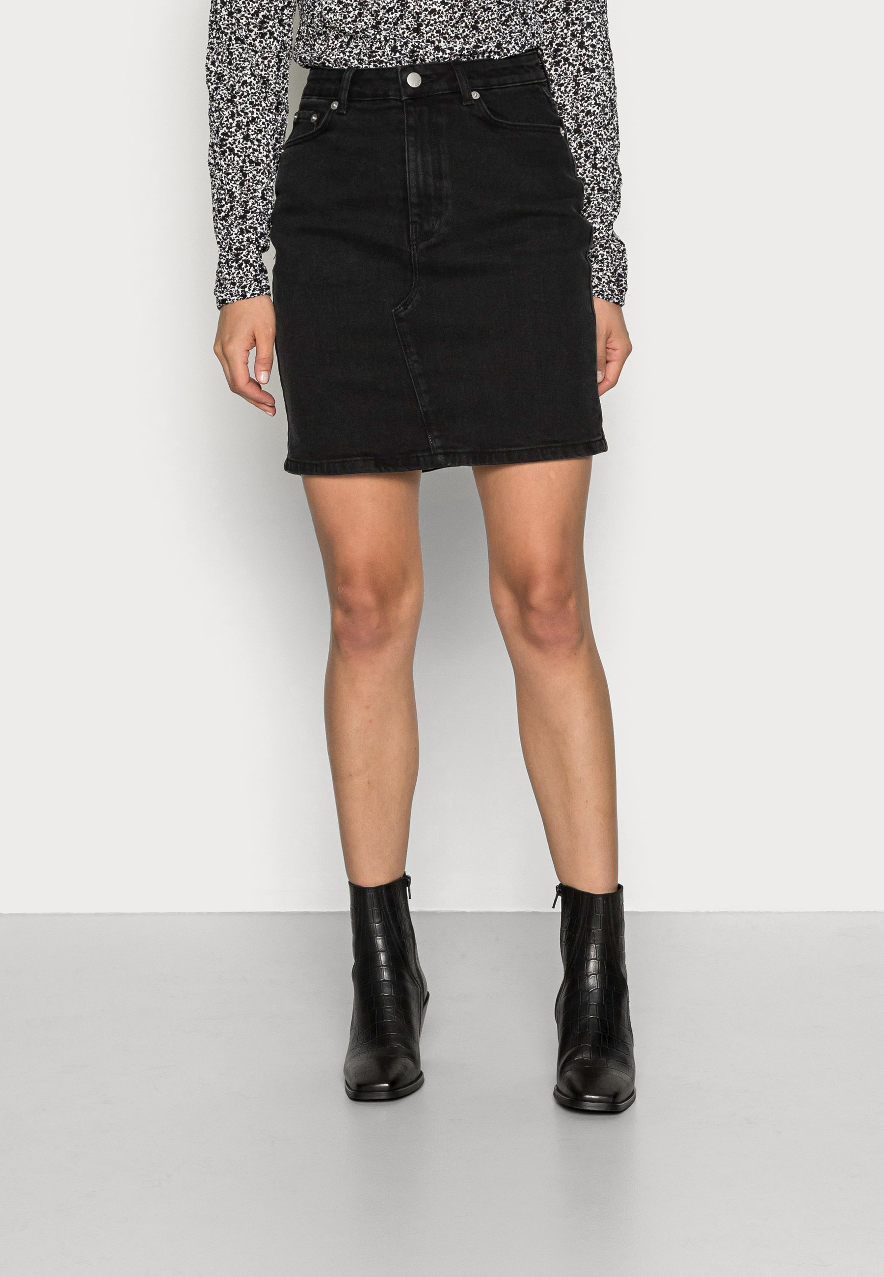 Femme EIKE RIKKA SKIRT - Jupe en jean