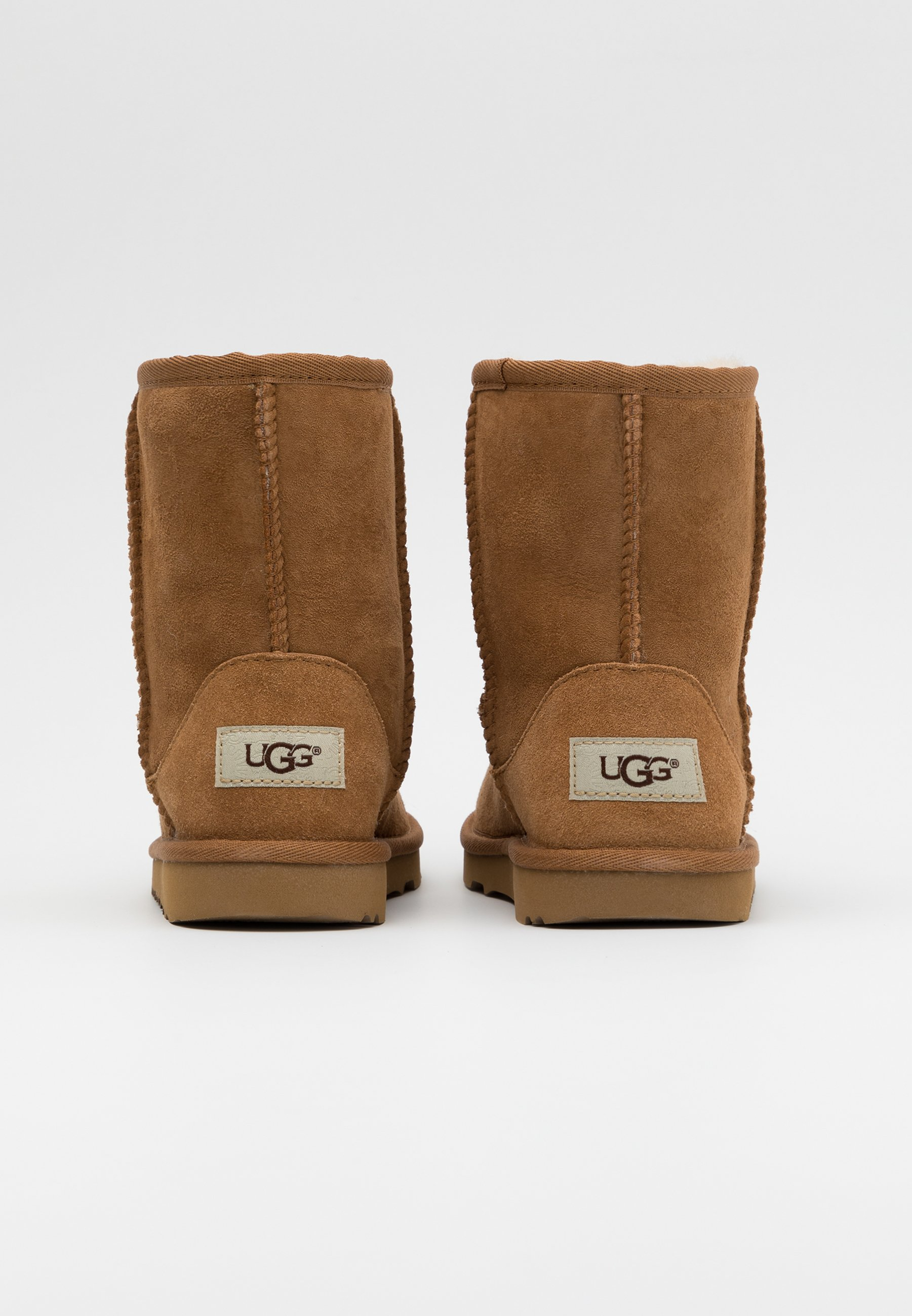 Cheapest Cheapest UGG CLASSIC II - Classic ankle boots - chestnut | kids shoes 2020 3RBix