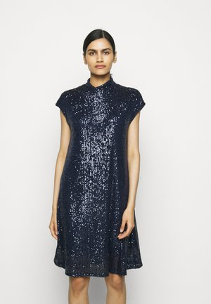 Cocktail dress / Party dress - deep blue