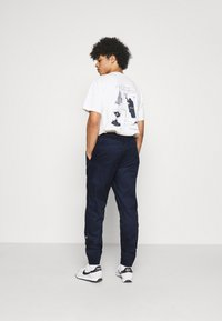 G-Star - RELAXED CUFFED TRAINER - Cargo trousers - sartho blue - 2