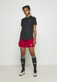 adidas Performance - DFB DEUTSCHLAND A JSY W - Club wear - black - 1