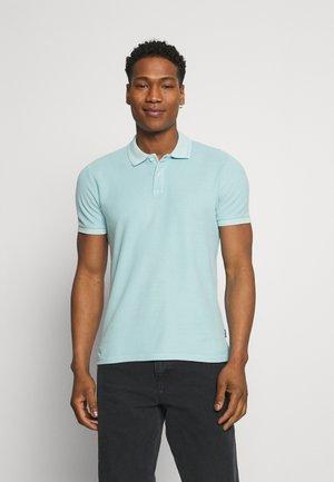 ONSPAGE SLIM WASHED - Polo shirt - blue glow