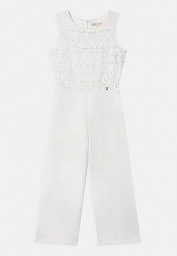 TUTA SABLE - Overal - white