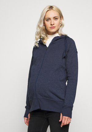 CONNOR - Zip-up hoodie - navy