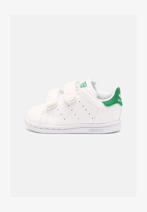 STAN SMITH UNISEX - Sneakersy niskie - white/green