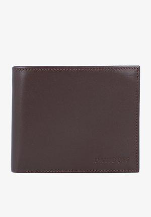 ESSENTIALS - Wallet - braun