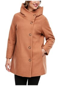 Triangle - Short coat - brown - 6