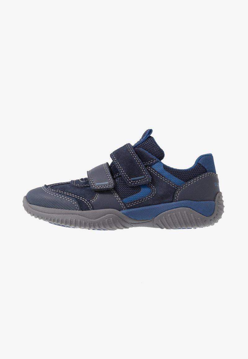 Superfit - STORM - Touch-strap shoes - blau