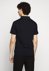 Filippa K - SOFT - Polo shirt - charcoal blue - 2