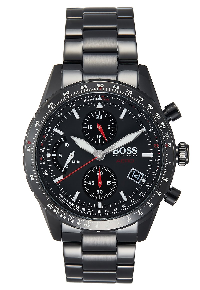 BOSS - Chronograaf - black