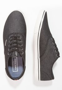 Jack & Jones - JFWHEATH - Sneakersy niskie - anthracite - 1