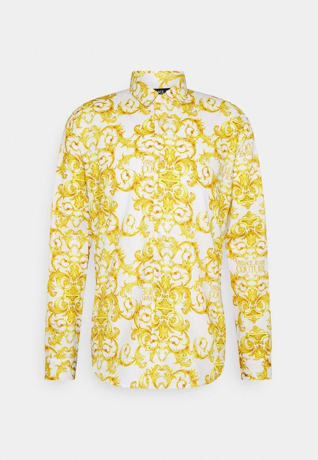 LOGO BAROQUE  - Skjorter - white