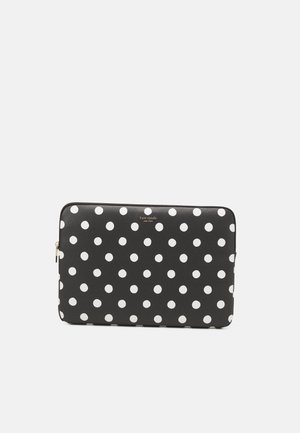 SUNSHINE DOT SLEEVE - Laptop bag - black