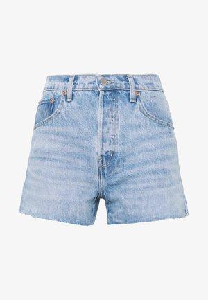 SYDNEY - Denim shorts - crystal lake
