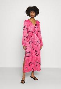 HUGO - KALAIA - Day dress - open miscellaneous - 0