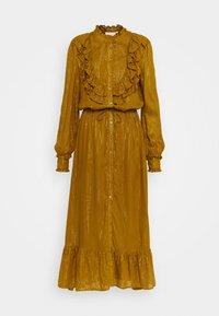 FIA CATO DRESS - Day dress - mustard