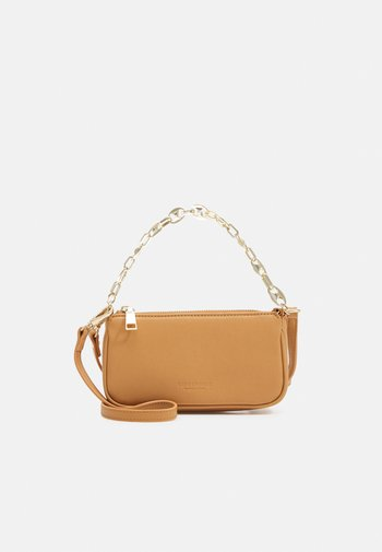 HAMINA - Handbag - light camel