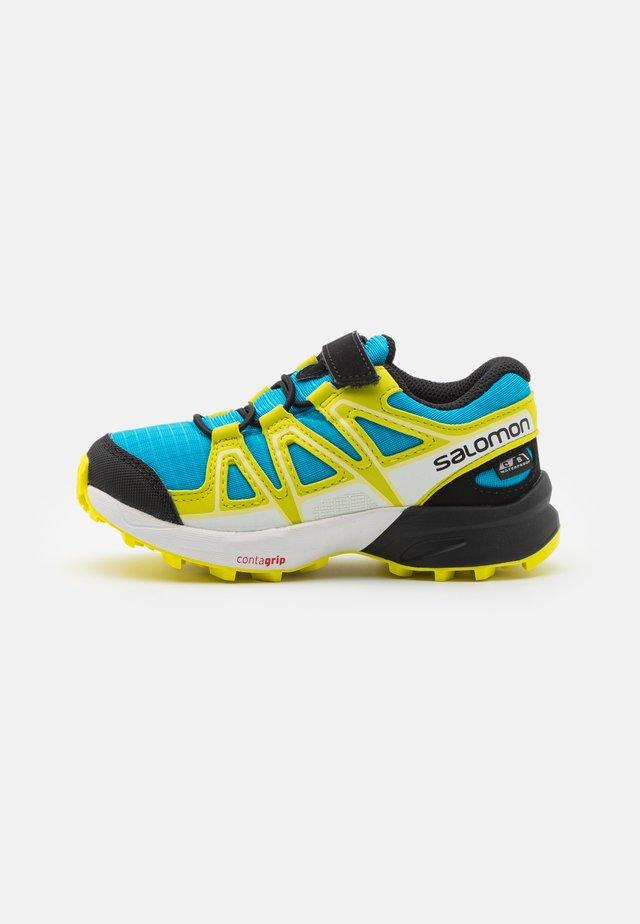 SPEEDCROSS CSWP UNISEX - Chaussures de marche - hawaiian ocean/evening primrose/charlock