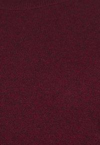 pure cashmere - TURTLENECK - Pullover - burgundy - 2