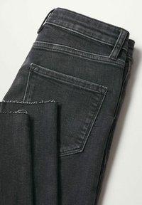 Mango - Jeans Skinny Fit - open grey - 6
