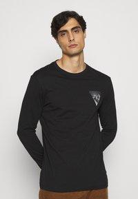 Pier One - Långärmad tröja - black - 3