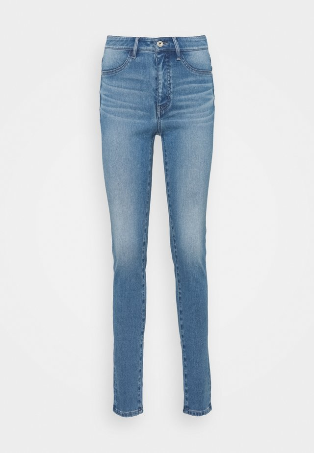Jeans Skinny - middle blue
