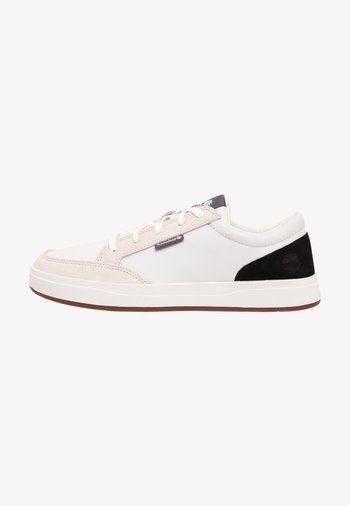 DAVIS SQUARE - Sneakers laag - white prince wblk