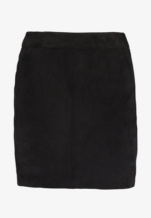 VMDONNA DINA - Pencil skirt - black