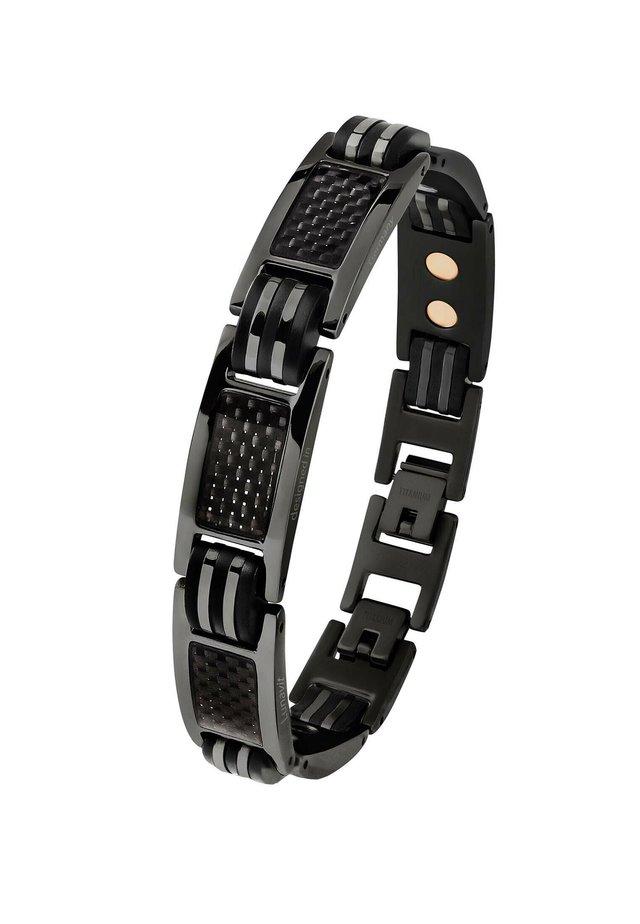ERCOLE - Armband - schwarz
