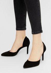 Bianco - BIACAIT - High heels - black - 0