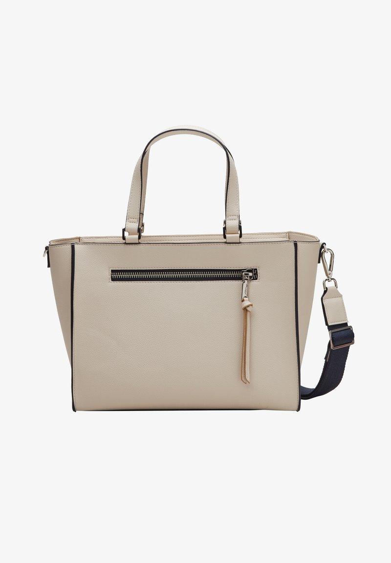 s.Oliver - Handbag - beige
