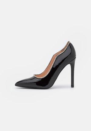 CHIARA - Høye hæler - black